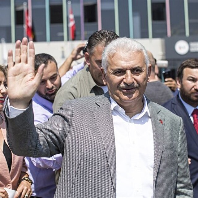 Turkish PM praises poll body over successful elections