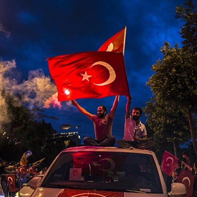 Erdoğan, AK Party lead Turkish elections