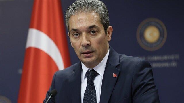 Turkey condemns regime attacks in southwestern Syria