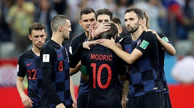 Hırvatistan-Danimarka: 4-3