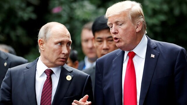Trump says US-Russia ties have 'never been worse'