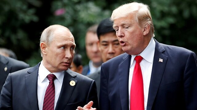 Trump and Putin to hold first summit talks as twitchy West looks on