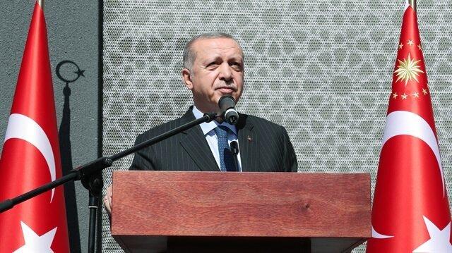 Erdoğan: FETÖ is the same as Daesh