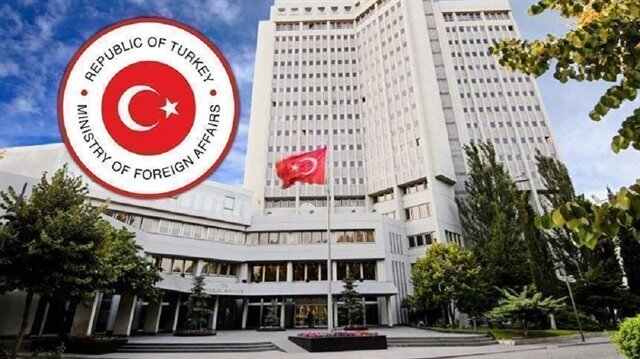 Turkey strongly protests against US sanctions decision