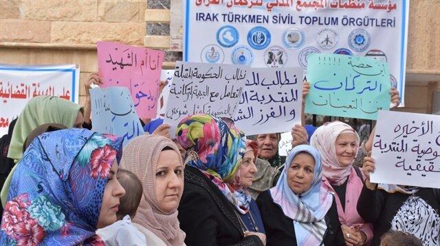 Iraqi Turkmens support Turkey amid US row