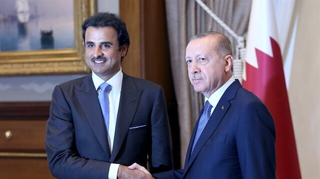 Qatar to make direct investment of $15B in Turkey