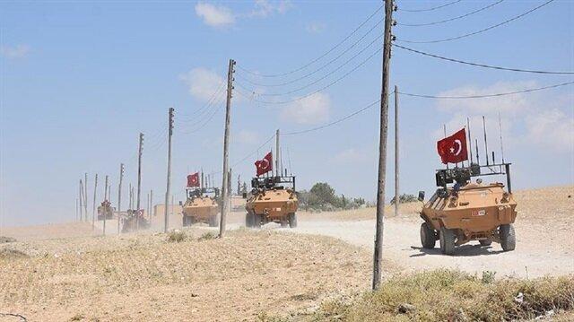 Turkey, US conduct 35th round of patrols in Manbij