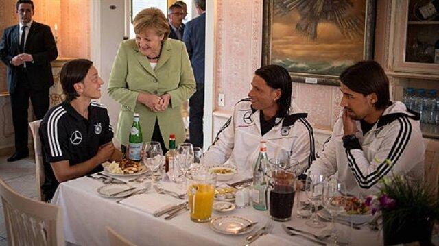 Racism in Germany 'must be taken seriously,' says Merkel after Özil debate