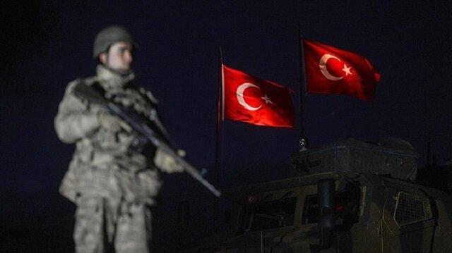 Turkey neutralizes 46 terrorists over past week