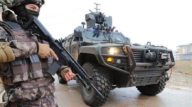 Three PKK terrorists neutralized in SE Turkey