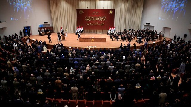 Iraq lawmakers agree to delay next meeting, speaker's election to Sept 15