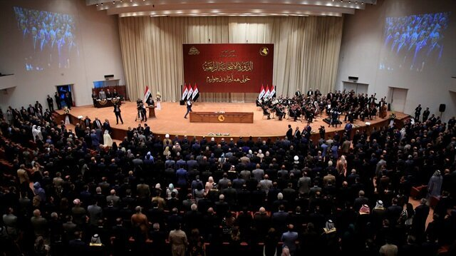 Iraqi parliament postpones election of assembly speaker