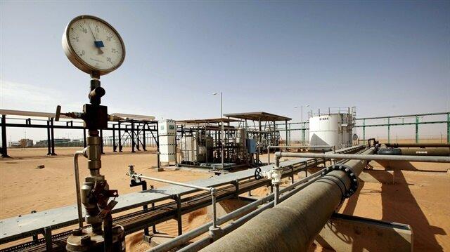 Gunfire heard inside Libya's oil corporation
