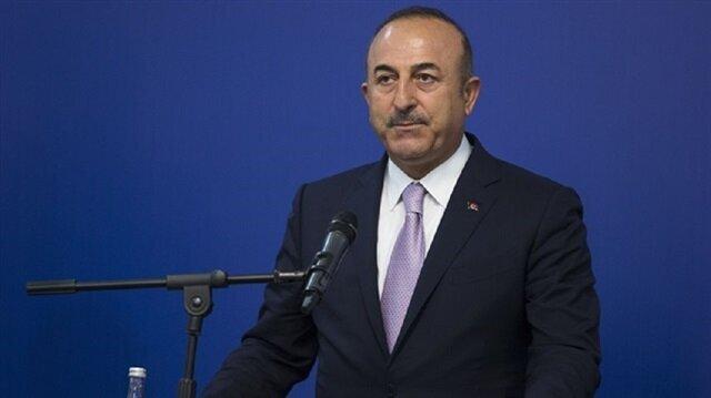 Let's stop the civil war in Syria's Idlib: Turkish FM