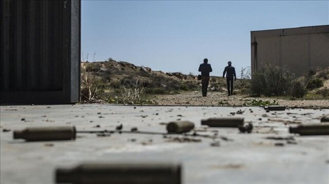 Libya's Haftar forces say won't 'threaten' Algeria