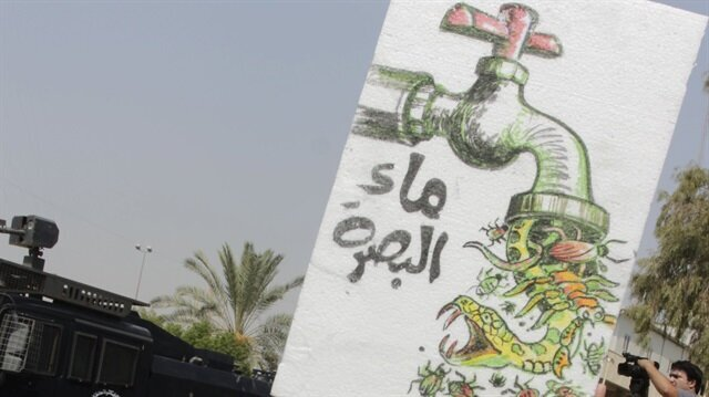 60,000 cases of water poisoning in Basra: Iraq watchdog
