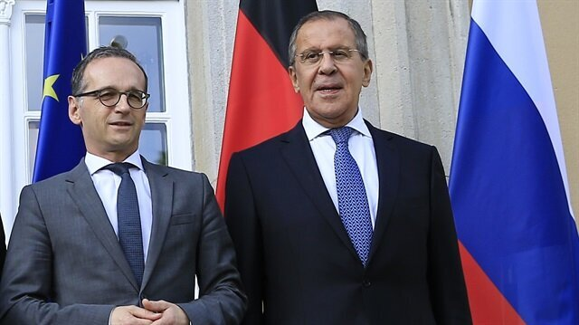 German, Russian foreign ministers to discuss Syria