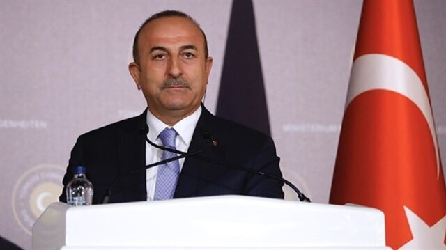 US should reconsider its alliances in Syria: Turkish FM