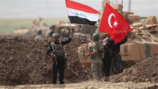 Iraq deploys forces along Turkey border to thwart PKK infiltration