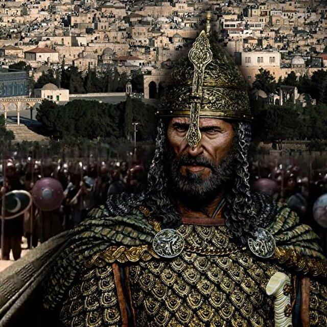 Kudüs'ün şanlı fethi