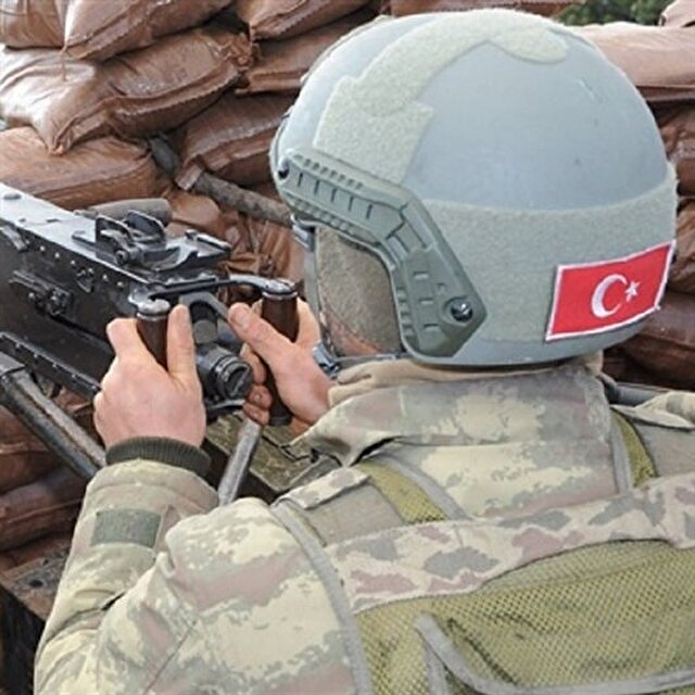 Turkish army 'neutralizes' 38 terrorists over past week