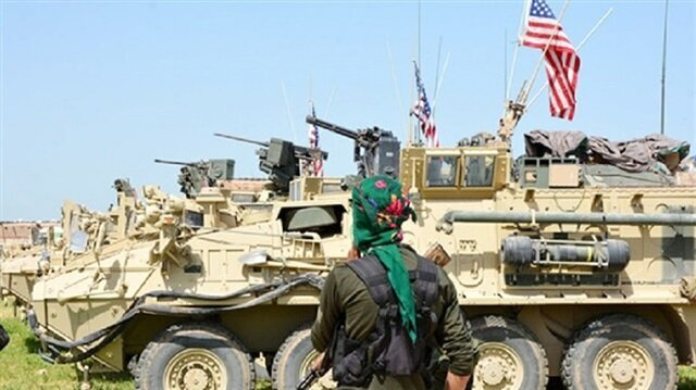 US sends 500 trucks of arms to PKK/YPG terrorists in a week