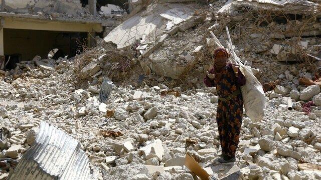 US-led coalition must do more for Syria's smashed Raqqa: Amnesty International