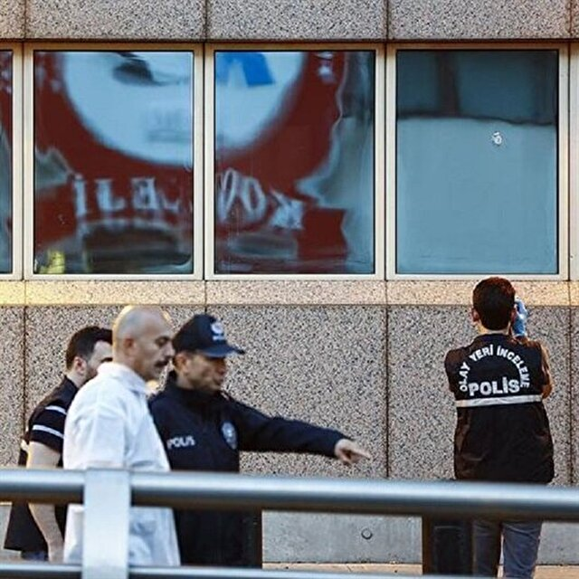 Probe into US Embassy shooting in Ankara completed