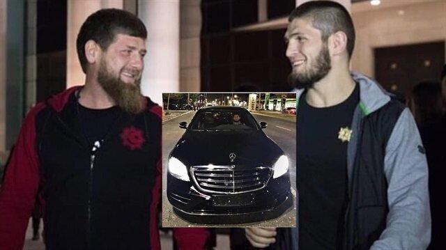 Habib'e büyük sürpriz: Mercedes hediye etti
