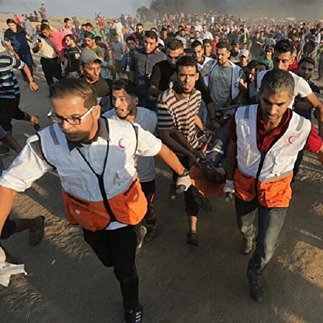Gaza Health Ministry warns of Israel's 'lethal' attacks