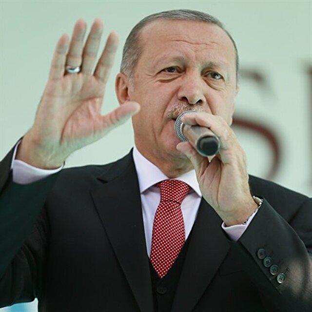 Erdoğan: Turkey to remain in Idlib, help people in need