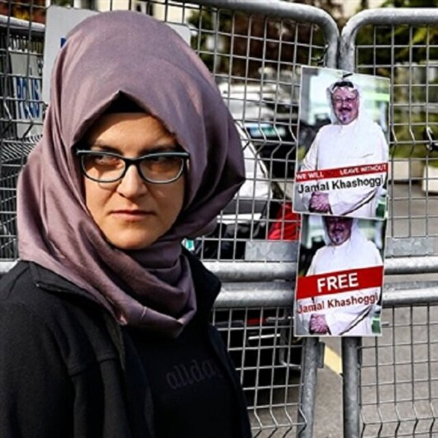 Fiancee demands accountability if Khashoggi murdered