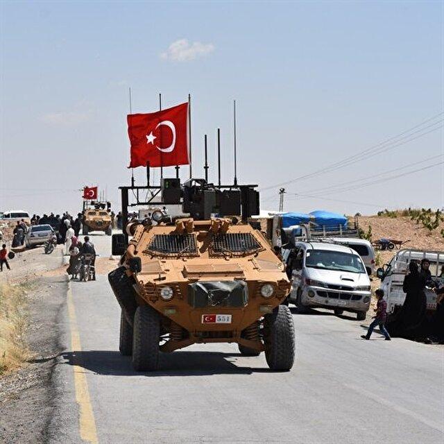 Turkey, US train for joint patrols in Syria's Manbij