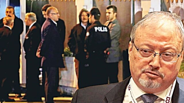 Recordings reveal Khashoggi tortured then dismembered while still alive