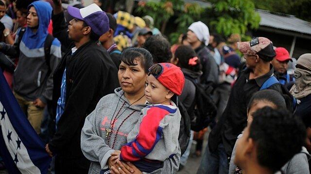 Mexico to ask UN for help with migrant caravan