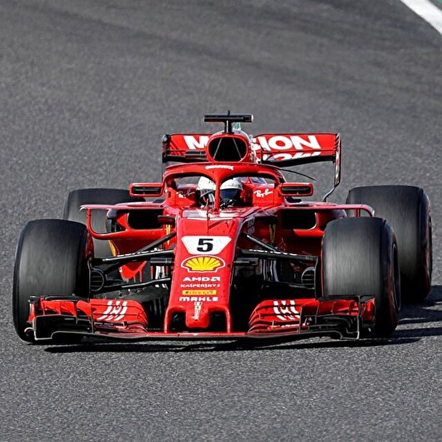 Formula 1 fever to continue in US over weekend