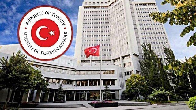 Turkey says it will not tolerate shift in Greek maritime border
