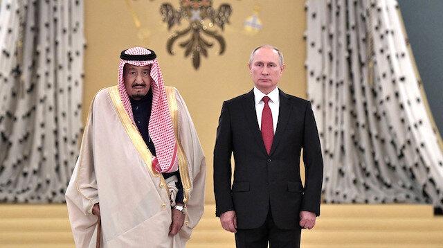 Russia's Putin, Saudi king discuss Khashoggi issue