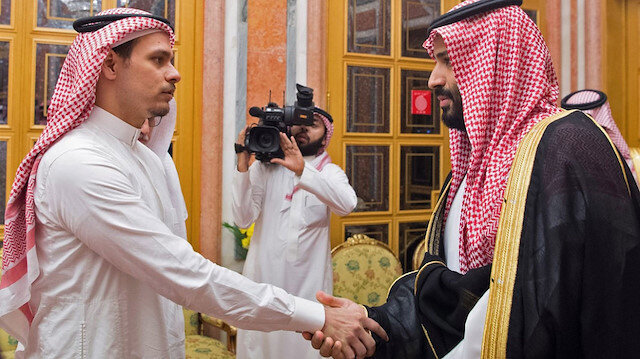 Khashoggi's son arrives in US after travel ban lifted