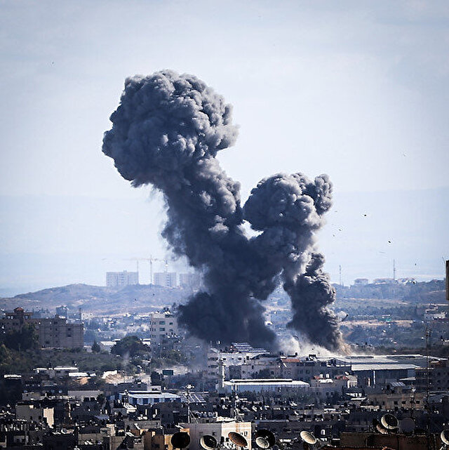 Israeli airstrike martyrs three Palestinian children