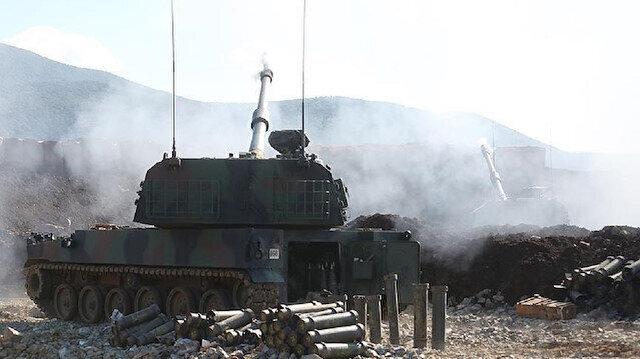 US concerned over Turkish shelling of PKK/YPG positions