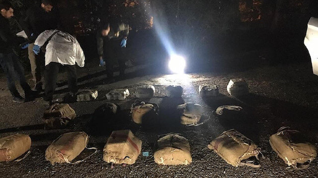 Turkish forces nab five PKK terrorists alive in bomb-laden vehicle
