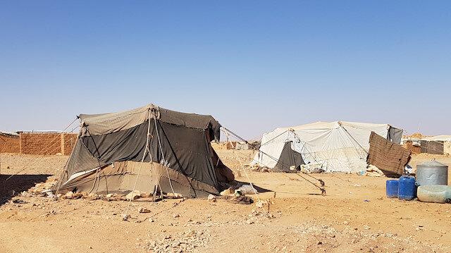 UN aid trucks reach remote Rukban camp in Syria