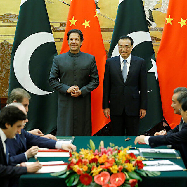 China, Pakistan ink agreements on bilateral cooperation