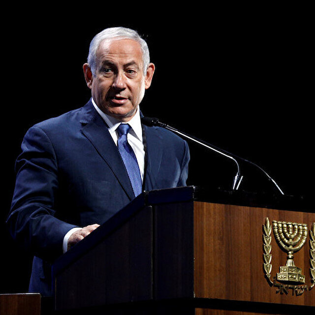 Netanyahu says Trump made courageous decision on US sanctions on Iran