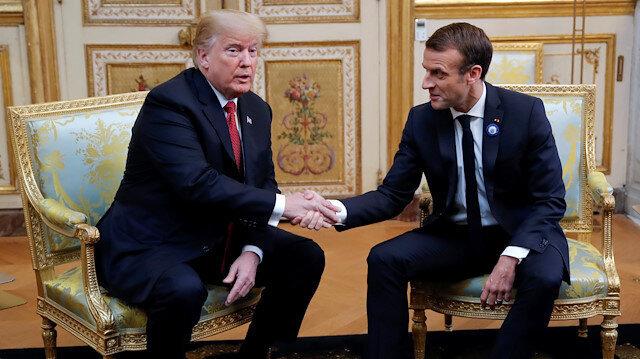 Trump, Macron at odds on European defense ahead of WW1 commemoration
