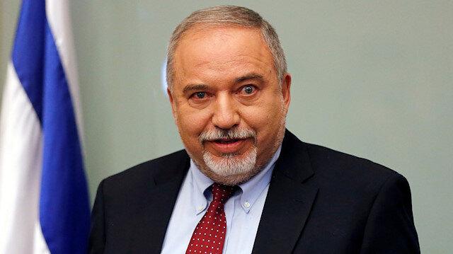 Israel's Lieberman tenders resignation to PM Netanyahu