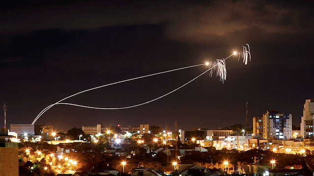 Israel's US-funded Iron Dome fails to down Hamas rockets