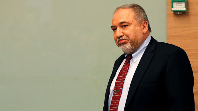 Israel's Lieberman voices fear of empowered Hamas