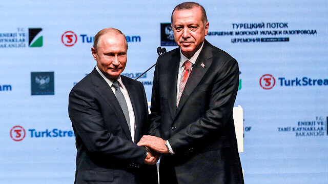 Erdoğan calls Russia 'reliable' partner for Turkey